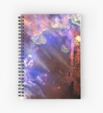 Visitors to the Castle Spiral Notebook