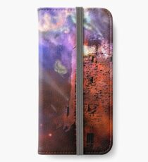 Visitors to the Castle iPhone Wallet/Case/Skin