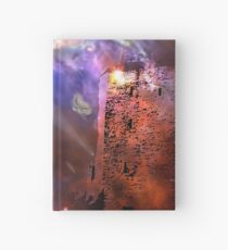 Visitors to the Castle Hardcover Journal