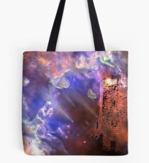 Visitors to the Castle Tote Bag
