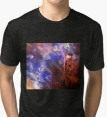 Visitors to the Castle Tri-blend T-Shirt
