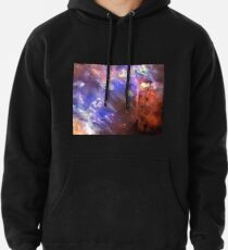 Visitors to the Castle Pullover Hoodie