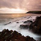 Manorbier, Wales by Mark Howells-Mead