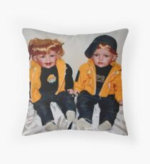 """""""Kids in the Hall"""" Throw Pillow"""