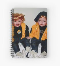 """""""Kids in the Hall"""" Spiral Notebook"""