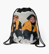"""Kids in the Hall"" Drawstring Bag"