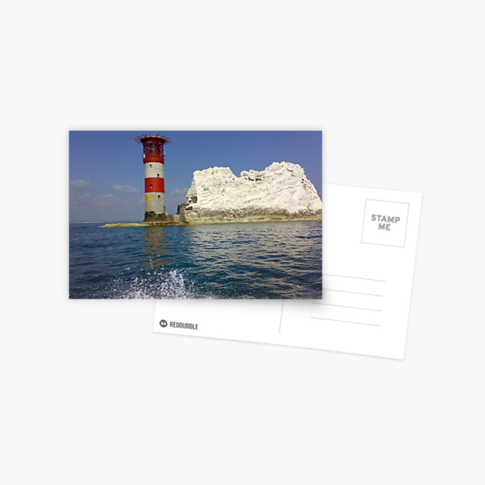 The Needles Lighthouse Postcard