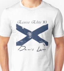 Ecosse Elite XI. Denis Law Unisex T-Shirt
