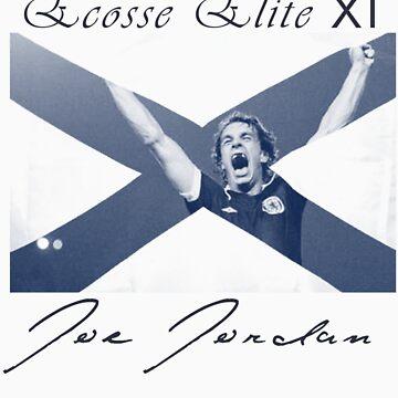 Ecosse Elite XI. Joe Jordan by rwdpro
