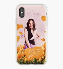 Lana Parrilla;  iPhone Case