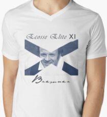 Ecosse Elite XI. Bremner Men's V-Neck T-Shirt
