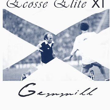 Ecosse Elite XI. Gemmill by rwdpro