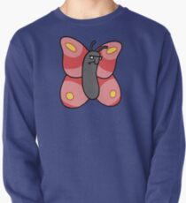 Ugly Butterfly Pullover Sweatshirt