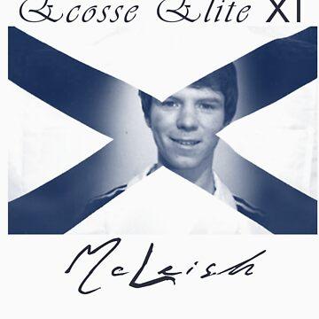 Ecosse Elite XI. McLeish by rwdpro