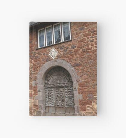 Ancient Door, Exeter Notizbuch