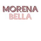 «Morena bella» de myrgomez