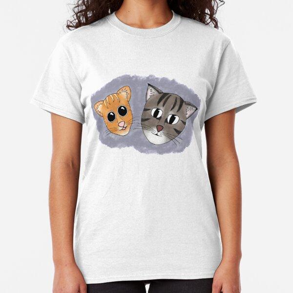 Cat and Kitten Classic T-Shirt