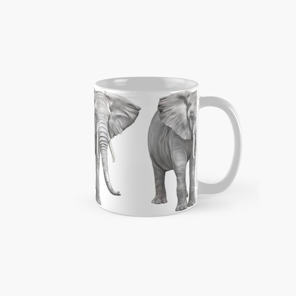Large Elephant Mug