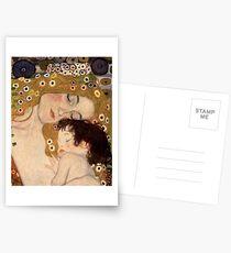 Postales Gustav Klimt, Las tres edades de la mujer, 1905