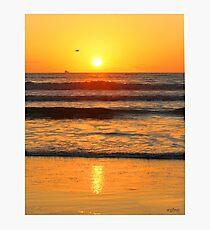Sunrise /Sunset ... be8 Photographic Print