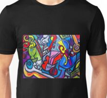 Musical Instruments Unisex T-Shirt