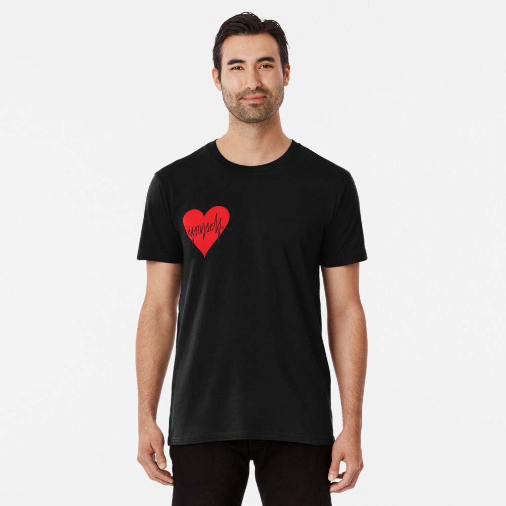 love yourself - zachary martin Premium T-Shirt
