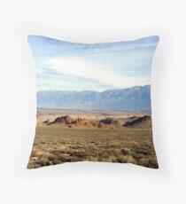"""""""High Desert Beauty"""" Throw Pillow"""
