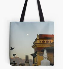 Morning Devotions Tote Bag