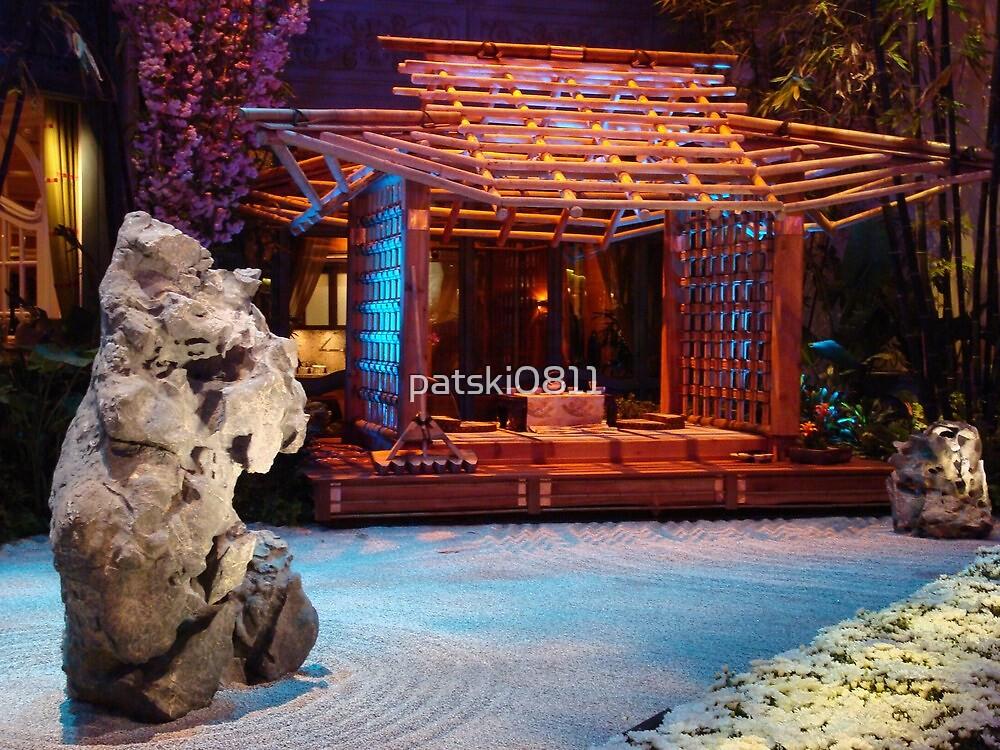 japanesse garden by patski0811