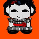 Laine O'babybot by Carbon-Fibre Media