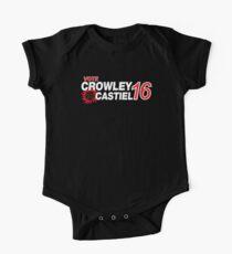 Crowley / Castiel 2016 Kids Clothes