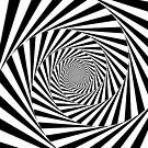 #Op art, #Art movement, #Optical #illusion by znamenski