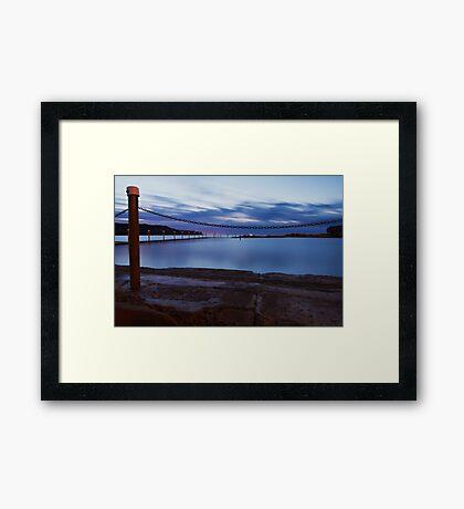 Rushhour Framed Print