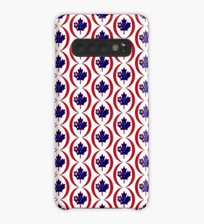 Australian Canadian Multinational Patriot Flag Series Case/Skin for Samsung Galaxy