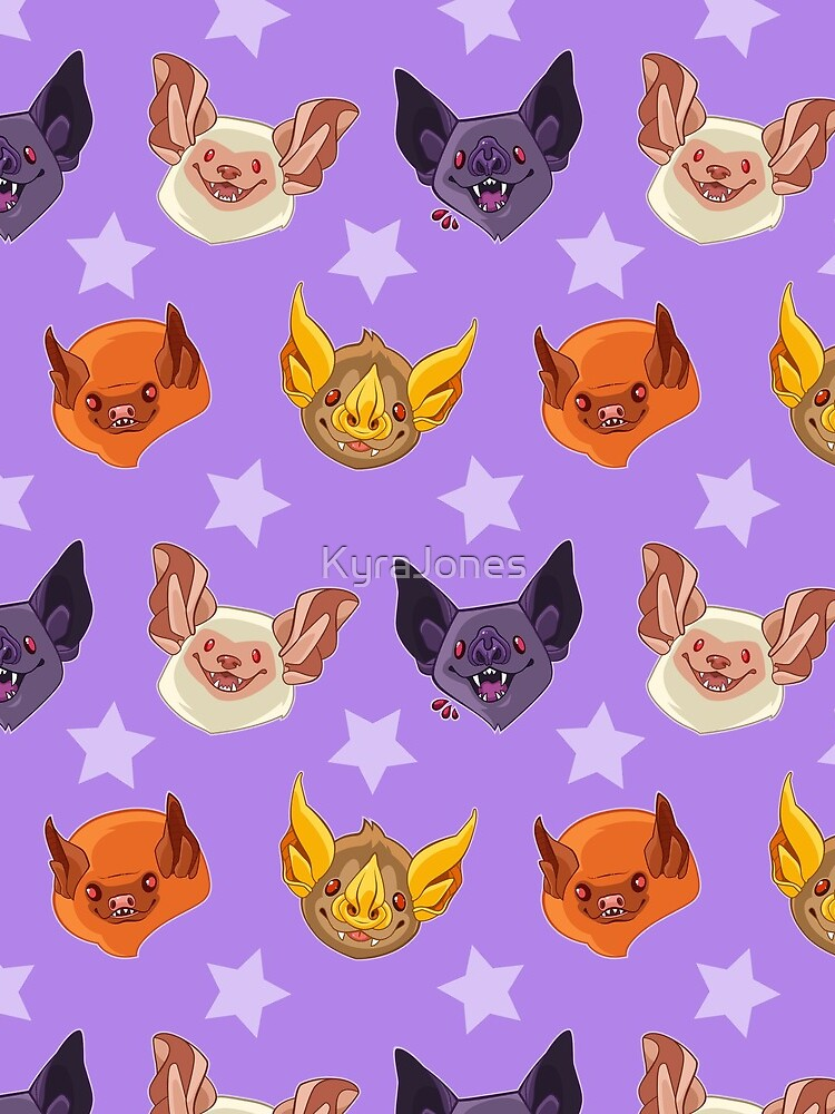 Bat Cuties by KyraJones