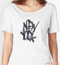 New York Relaxed Fit T-Shirt