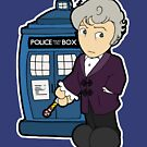 Doctor Number Three by RhiMcCullough