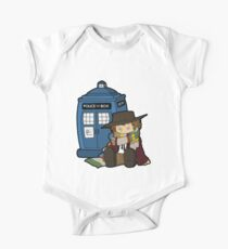Doctor Number Four Kids Clothes