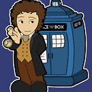 Doctor Number Eight by RhiMcCullough