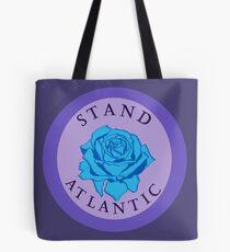 Bolsa de tela Stand Atlantic Blue Rose