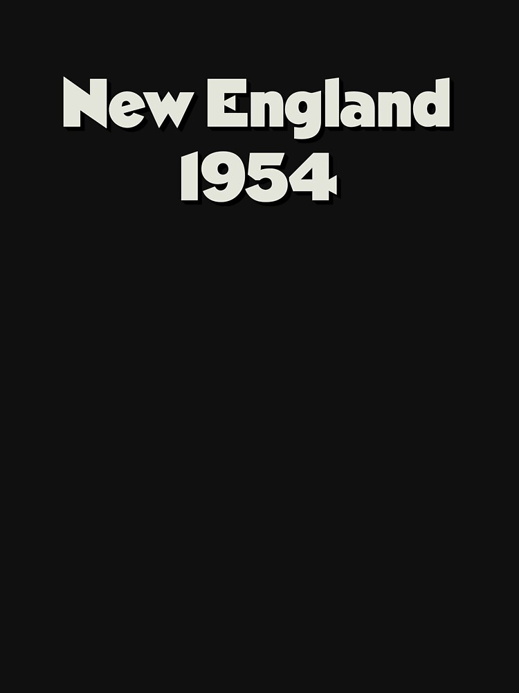 Clue   New England 1954 by directees