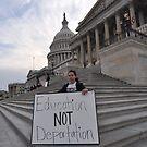 Education not Deportation by Matsumoto
