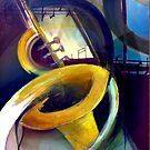Trombone by agatakobus