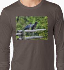 Cut & Paste  Long Sleeve T-Shirt