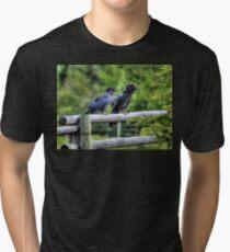 Cut & Paste  Tri-blend T-Shirt