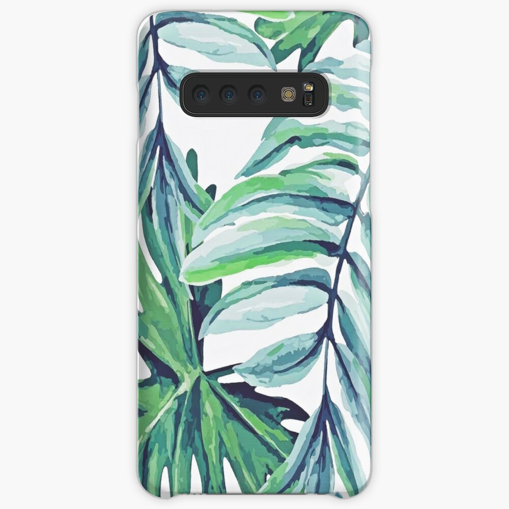 Rising Tropicana Samsung Galaxy Snap Case