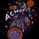 Asteroid day - the big sneeze by eliza-coli