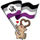 Asexual Pride Udan by worldanvil