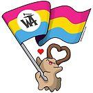 Pansexual Pride Udan by worldanvil