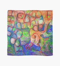 #Deepdreamed abstraction Scarf